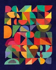 Color Blocks by Choma House