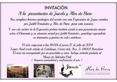 ¡No te pierdas la presentación de las nuevas colecciones de Juwels y Alex de Haro!