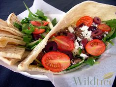 Greek Tacos!    www.Facebook.com/wildtreeofficial