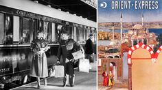 Golden Age of Travel: The Orient Express