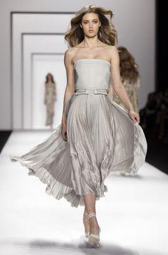 J. Mendel - Fall 2012 collection - Model - Lindsay Wixon