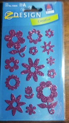 Etichette per decorare Zdesign Creative No. 55809 Fiori