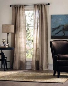 Incredible unique living room curtains that will impress you