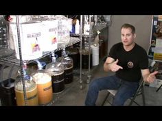 Larry Coble of Brew & Grow introduces the importance of yeast, fermentation and proper aging in this short Home Brew School video!