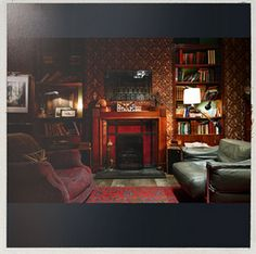 Empire Magazine 221b 360 degrees with commentary by Arwel Wyn Jones http://www.empireonline.com/features/sherlock-apartment