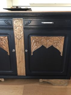 this article is not available - Trend Reupholster Furniture 2019 Art Deco Furniture, Old Furniture, Furniture Making, Painted Furniture, Salvaged Furniture, Vintage Buffet, Diy Furniture Upgrade, Furniture Makeover, Reupholster Furniture
