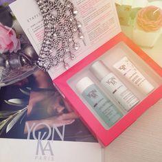 """Yon-Ka Paris 21 Tage Beauty-Kit """"Vitality"""" mit Reinigungsgel, Lotion Yon-Ka und antioxidativer Creme Vital Defense. Deutschlandweiter Versand über den Youthful Onlineshop"""