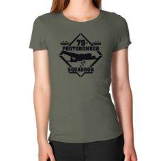 79th Photobomber- Squadron Women's T-Shirt