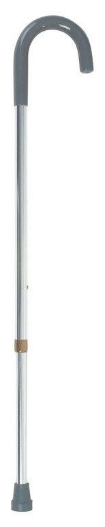Wandelstok in hoogte verstelbaar (74 -101 cm)  De wandelstok is een lichtgewicht aluminium wandelstok. De wandelstok is verstelbaar in hoogte. Deze wandelstok is voorzien van een gebogen handvat.  EUR 12.00  Meer informatie
