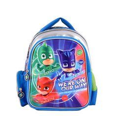 Ideal pentru gradinita sau pentru clasele primare ghiozdanul 3D cu doua compartmente si presonaje PJ MASKS este foarte iubit de copii. Pj Mask, Backpacks, Bags, Handbags, Backpack, Backpacker, Bag, Backpacking, Totes