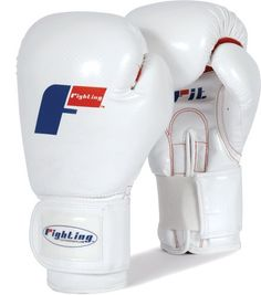 Fighting Fit Aero Boxing Gloves, White, 8-Ounce by Fighting Sports. $39.99. Incredible Fighting molded aero inner foam creates the ultimate fitness boxing gloves for all levels. Brilliant White Hot cover delivers top performance and extended wear with incredible style. Nylon mesh inserts in the palm help keep athlete cool and dry during workouts. Extra wide combination elastic with hook-and-loop wrist strap ensures a secure fit every time.