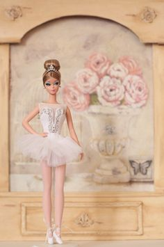Prima Ballerina Barbie Doll by derya at Barbie Collector
