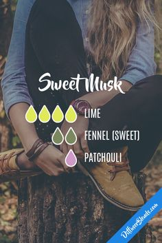 Sweet musk - lime, f