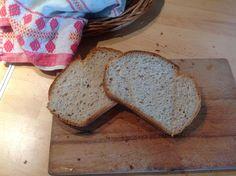 Jednoduchý chleba z droždí: fotopostup | ŠKOLA KVÁSKOVÉHO PEČENÍ