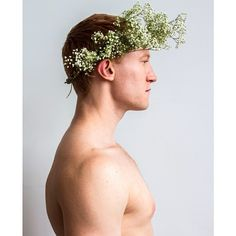 """""""Primavera"""" Jere (@jerehunt ) #art #adorable #johnmacconnell #spring #flowers #dancer #ginger"""