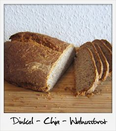 Bread with Chia