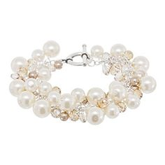 Down the Aisle Bracelet | Fusion Beads Inspiration Gallery