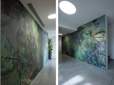 Decorazione murale AFFRESCHI by Antonio Lupi Design®