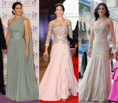 Crown Princess Mary of Denmark tops the most stylish list yet again