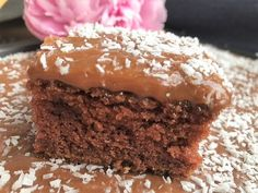 Food N, Food And Drink, Danish Dessert, Chocolate Cake, Cake Recipes, Sweets, Cookies, Baking, Desserts