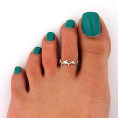 Hey, I found this really awesome Etsy listing at https://www.etsy.com/listing/151481106/dolphin-toe-ring-sterling-silver-toe