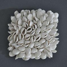 Pistachio  Porcelain Micro Tile    3D by elementclaystudio on Etsy, $125.00