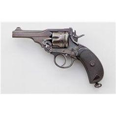 Webley MK IV DA Revolver