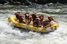 White Water Rafting on the Zambezi River with Safari Par Excellence -- Adventure Travel Rafting, Adventure Travel, Safari, Boat, River, Dinghy, Boats, Rivers, Ship