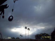 Arizona Weather: Sun City, AZ - Taken by: Diana Luevano Ruiz