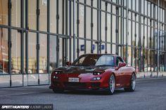 By Popular Demand : Japan-tuned Alfa 156 - Speedhunters Subaru Impreza, Wrx, Custom Headlights, Mercedes Benz 300, New Sports Cars, New Engine, Black Smoke, Twin Turbo, Classic Mini
