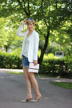 summper short... denim