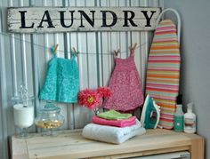 Laundry Project by Ana White