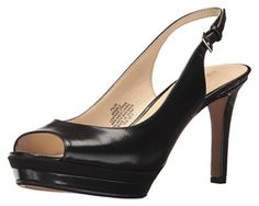Nine West Women's Able Heeled Sandal ** Very nice of your presence to have dropped by to view our photo. (This is an affiliate link) Nine West, Partner, Peep Toe, Footwear, Slipper, Heels, Heeled Sandals, Chic, Link