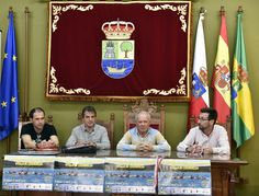 """Presentación de la XVII Travesía Nacional de Piragüismo Villa de Colindres """"Memorial Ernesto Goribar"""""""