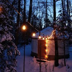 Tiny House Blog, Diy Camping, Yule, Survival, Xmas, Cozy, Snow, Lights, Instagram Posts