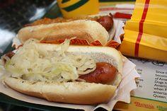 specialty hotdogs!