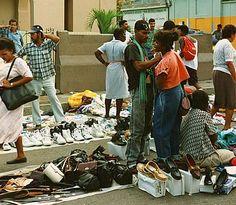 The Friday Market in La Romana