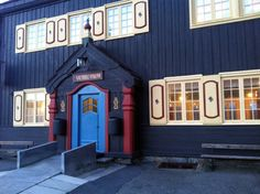 Hjerkinn train station, Dovre, Norway