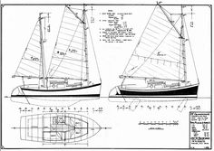 Her you go Marblehead- Catboats rock in Beverly! Nautical Design, Nautical Art, Model Sailing Ships, Wood Boat Plans, Best Boats, Wood Boats, Atlantic City, Boat Building, How To Plan