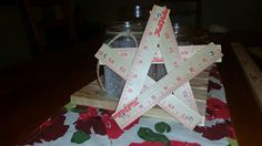 be still my crafting heart: yardstick mini stars