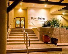 Entrance to RiverPointe Napa Valley in Napa, CA