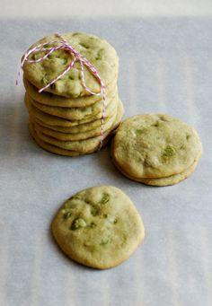 The Bite Size Baker: Matcha Green Tea Cookies