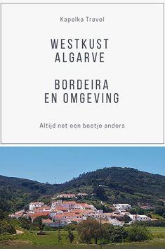 Tussen Aljezur en Carrapateira, aan de westkust van de Algarve, ligt het dorpje Bordeira. Een toeristeninformatiebord langs de weg vertelt dat in dit dorp van nog geen 200 inwoners een oude kerk, school en waterbron zijn te bezichtigen. Ook is er een uitkijkpunt.  Door haar ligging, ietwat landinwaarts, trekt dit pittoreske Portugese dorp weinig toeristen aan. Tijdens je bezoek en wandelingen in de omgeving kun je dan ook het leven van alledag observeren.