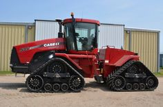 Machinery Pete: Case IH 4WD Tractors in the Spotlight