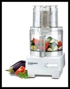 !Giveaway! Cuisinart Pro Series 7 Cup Food Processor ($180 value)