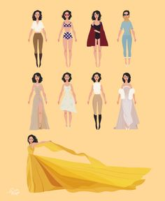 Wildest Dreams Outfits