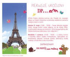 DPAM Polska właśnie kończy rok. Przyjdź do sklepu w najbliższy weekend i świętuj razem z nami :) ZAPRASZAMY! #galeriamokotow #fashion #shopping #moda #zakupy #sale #Galmok #dpam @Diana Poland