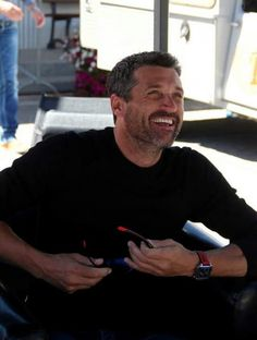❤❤❤❤ Patrick Dempsey Racing, Man Alive, Race Cars, Sexy Men, Beautiful People, Daddy, Handsome, Actors, Drag Race Cars