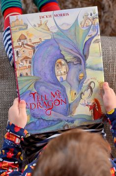 Princ a večernice: Tell Me a Dragon
