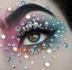 Crystal makeup x